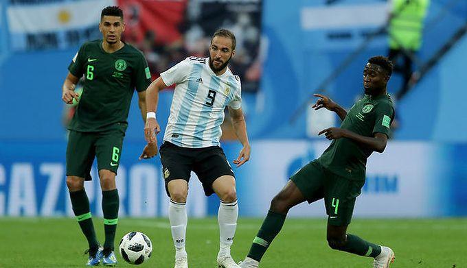 9e069172e Mundial 2018. Gonzalo Higuain nie chciał grać dla Francji. Teraz ...