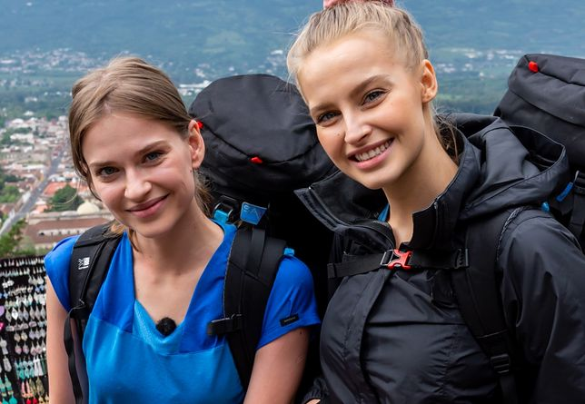"""Ameryka Express 4"": Karolina Pisarek i Marta Gajewska-Komorowska"