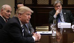 Donald Trump i Steve Bannon blisko współpracowali. Teraz szczerze się nienawidzą