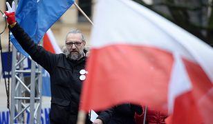 #dziejesienazywo Henryk Wujec: KOD jest siłą. To jest inna Polska niż ta, która przychodziła przed Sejm, otaczała go łańcuchami, była agresywna i paliła opony