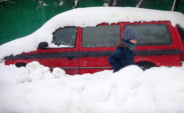 Nawet w Rosji dawno nie widzieli takiej śnieżycy