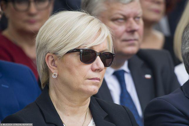 Julia Przyłębska jest pierwszą prezes TK z państwową ochroną