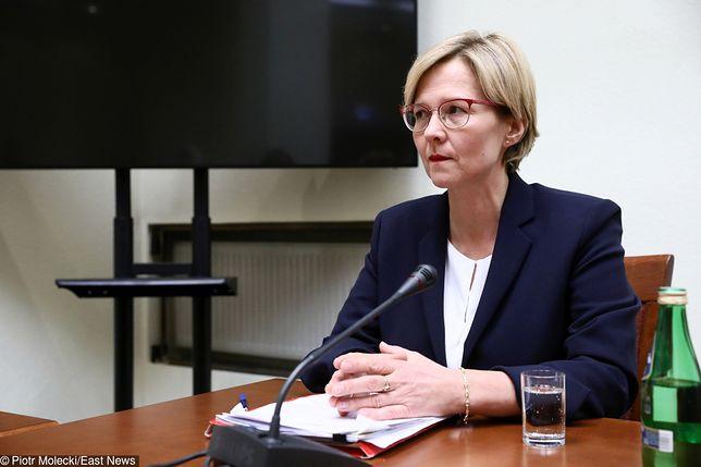 Agnieszka Maria Dudzińska została nowym Rzecznikiem Praw Dziecka