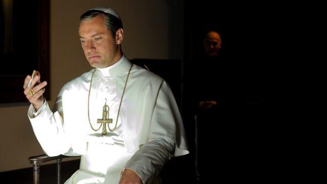 Jude Law już nie będzie młodym papieżem
