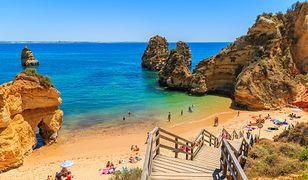 Algarve - najpiękniejsze wybrzeże Portugalii
