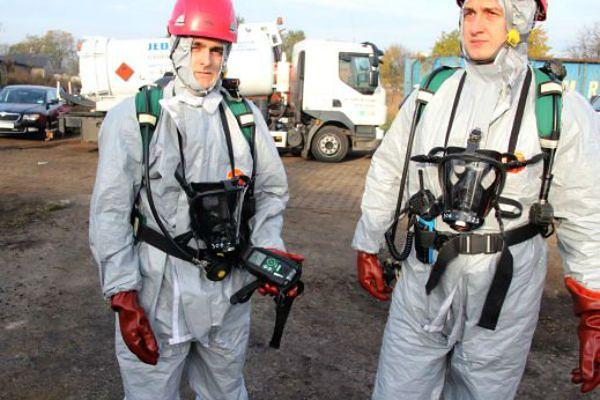 Bomba ekologiczna w Komornikach. Usunięcie jej potrwa kilka tygodni