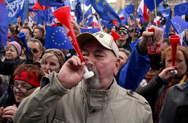 """""""Kocham Cię, Europo!"""" Marsz dla UE"""