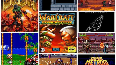 20 świetnych, starych gier, w które możecie zagrać w przeglądarce