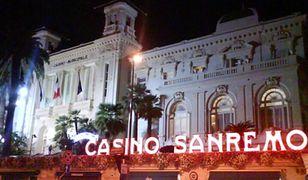 Kasyno w San Remo jest jednym z czterech legalnych kasyn we Włoszech