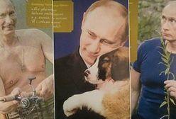 Kalendarz z Władimirem Putinem. Trochę dziwny...