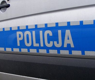 Groźny wypadek w Rudach. 18-latek uderzył w drzewo, potem w tira
