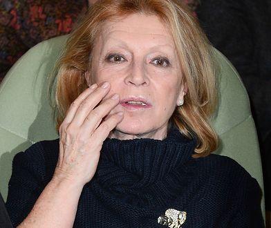 Ewa Wiśniewska drży o zdrowie bliskich we Włoszech