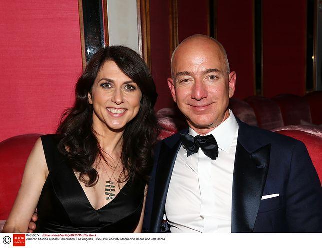 Jeff Bezos przez rozwód straci połowę majątku. Wyjaśniamy, jak działa intercyza