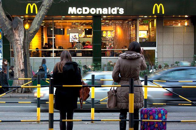 McDonald's odda zaległe wypłaty tysiącom pracowników