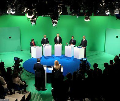 Wybory parlamentarne 2019. Są wyniki oglądalności debaty w TVN24