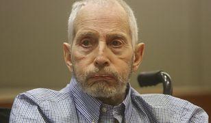 Robert Durst skazany po 25 latach od zbrodni. Najpierw przyznał się przed kamerami HBO