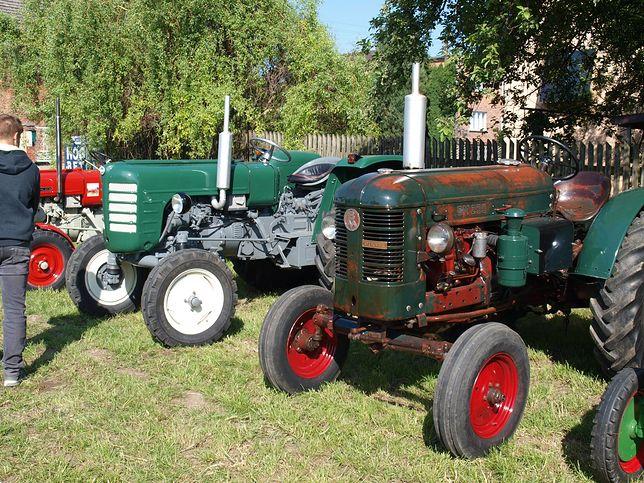 II Konkurs Orki Zabytkowymi Traktorami