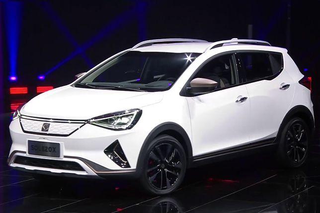 Nowa marka będzie oferować w Chinach samochody elektryczne