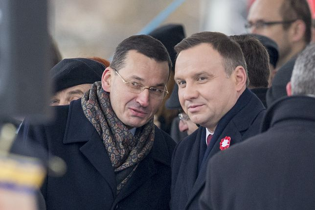 Zarówno premier Mateusz Morawiecki jak i prezydent Andrzej Duda coraz częściej mówią o koniecznych poprawkach do nowelizacji ustawy o IPN