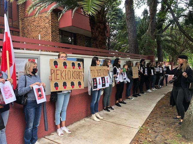Protest w Sydney