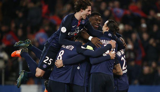 67f25423c Paris Saint-Germain mistrzem Francji! Outsider zmiażdżony 9:0! - WP ...