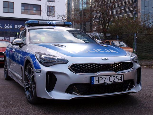 To najszybszy radiowóz w polskiej policji. Pojechaliśmy nim na akcję
