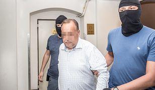 Marek M. został zatrzymany przez CBA 22 sierpnia. Dzień później postawiono mu zarzuty