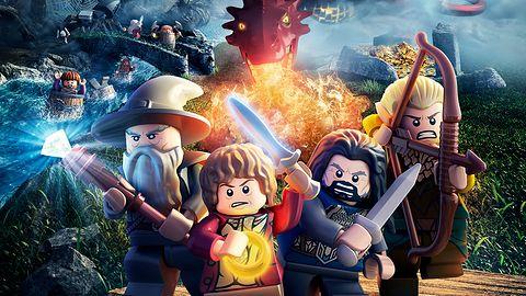 LEGO Hobbit — niedokończona opowieść
