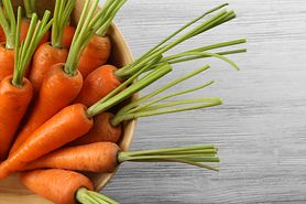 Witamina A - rola w organizmie, źródła w diecie, niedobór i nadmiar
