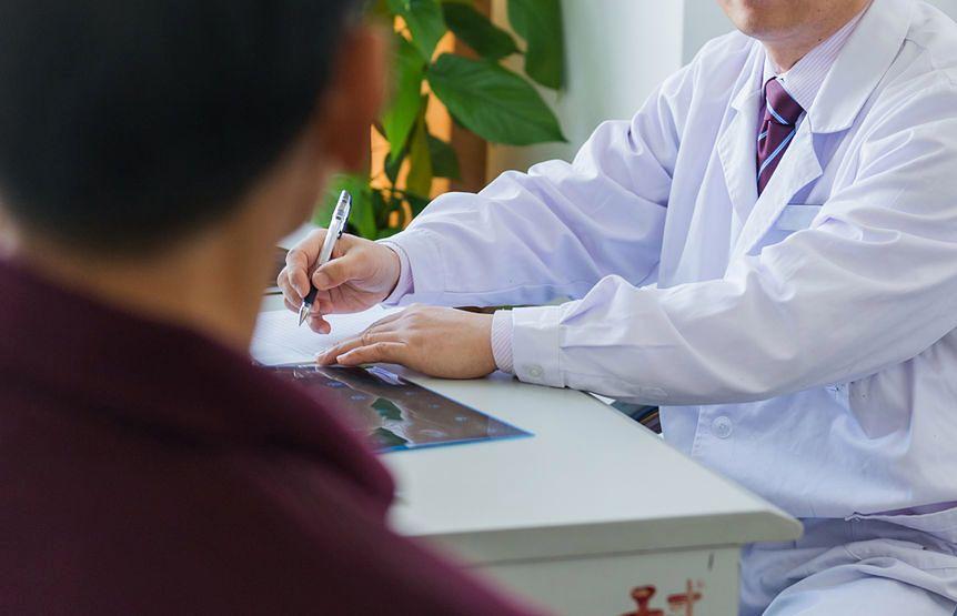 Mężczyźni często ignorują pierwsze symptomy raka