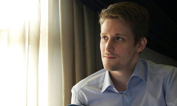 ''Citizenfour'': Snowden - Making of [RECENZJA]