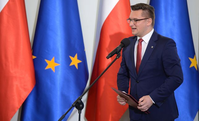 Prezydent Katowic Marcin Krupa