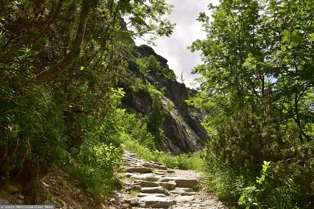 Tatry. Dolina Pięciu Stawów. Na szlaku znaleziono ciało 70-letniego mężczyzny