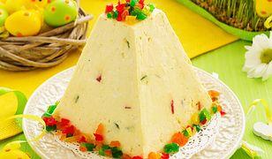Wielkanocna pascha w dwóch wersjach - na słodko i słono