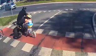 Motocyklista potrącił dziecko. Sąd chce surowszej kary niż policja