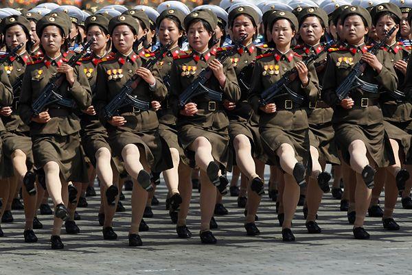 Klęska głodu w Korei Północnej