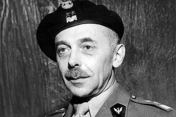 """Generał Tadeusz Komorowski """"Bór"""""""