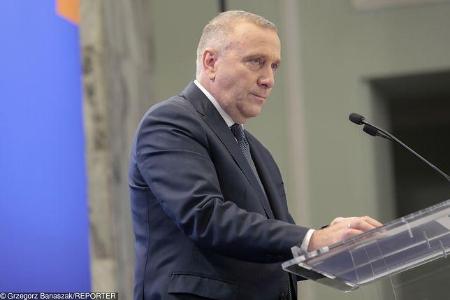 Grzegorz Schetyna, lider PO.