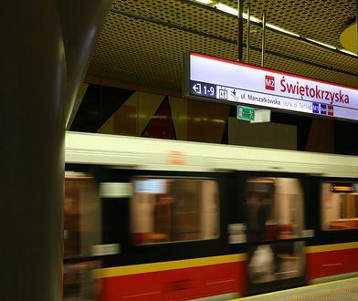 Warszawa. Nocne kursy metra mogą zostać zlikwidowane