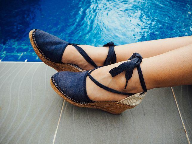 Lekkie i wygodne buty doskonałe na lato