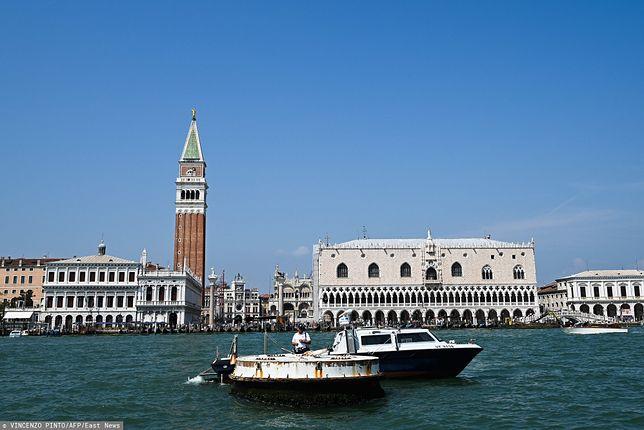 Wenecja - jedno z najpopularniejszych miast we Włoszech