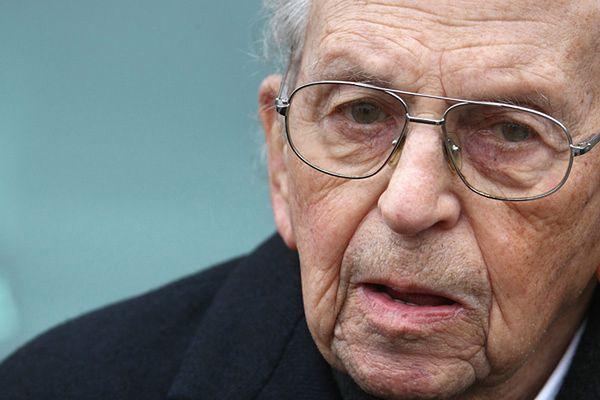 Raymond Aubrac w 2009 roku