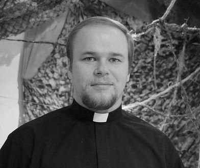 Ks. Adam Bartkowicz zginął we wtorek