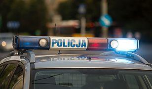 Policyjny pościg w Lubuskiem. Padły strzały