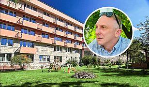 Piotr Zygarski prowadzi dwa hotele - w Zakopanem i na lubelszczyźnie