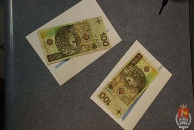 Płacili za kebaby fałszywymi banknotami!