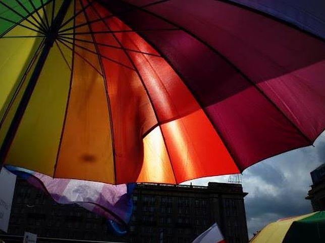 Aktywiści LGBT przerwali wykład kontrowersyjnego psychologa