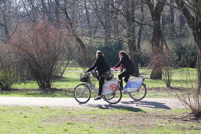 Warszawiacy kochają rowery. Jest nas coraz więcej!