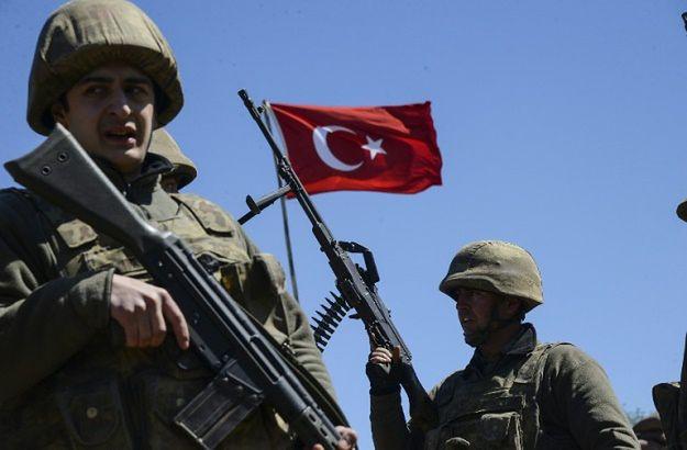 Armia turecka straciła 14 żołnierzy w walkach o miasto Al-Bab