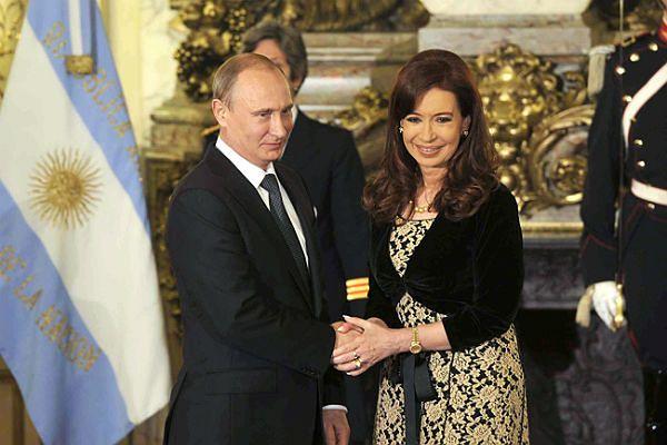 Porozumienie Rosja - Argentyna o współpracy w dziedzinie energii nuklearnej